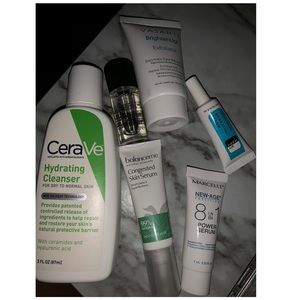 Face Bundle-NWT-complete care